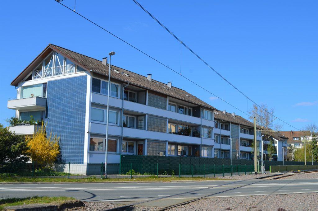 Verwaltung von 3 Wohnhausblöcken in Brühl.