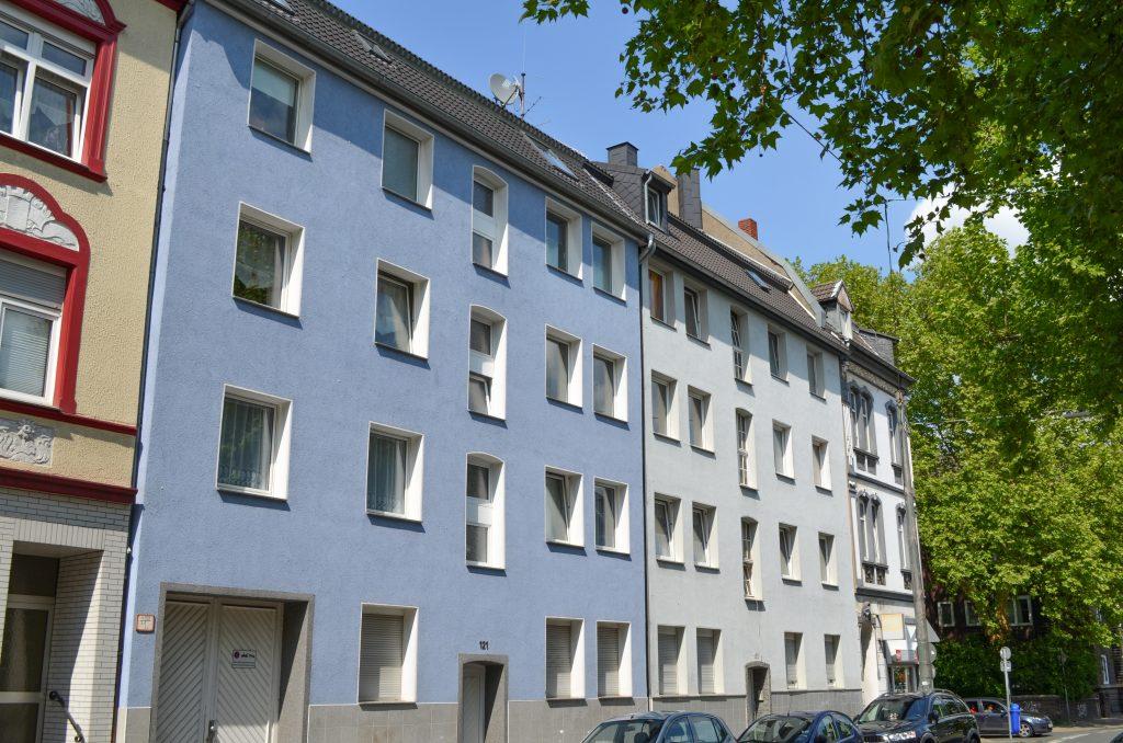 Immobilienverwaltung von Mehrfamilienhäusern für Investor.
