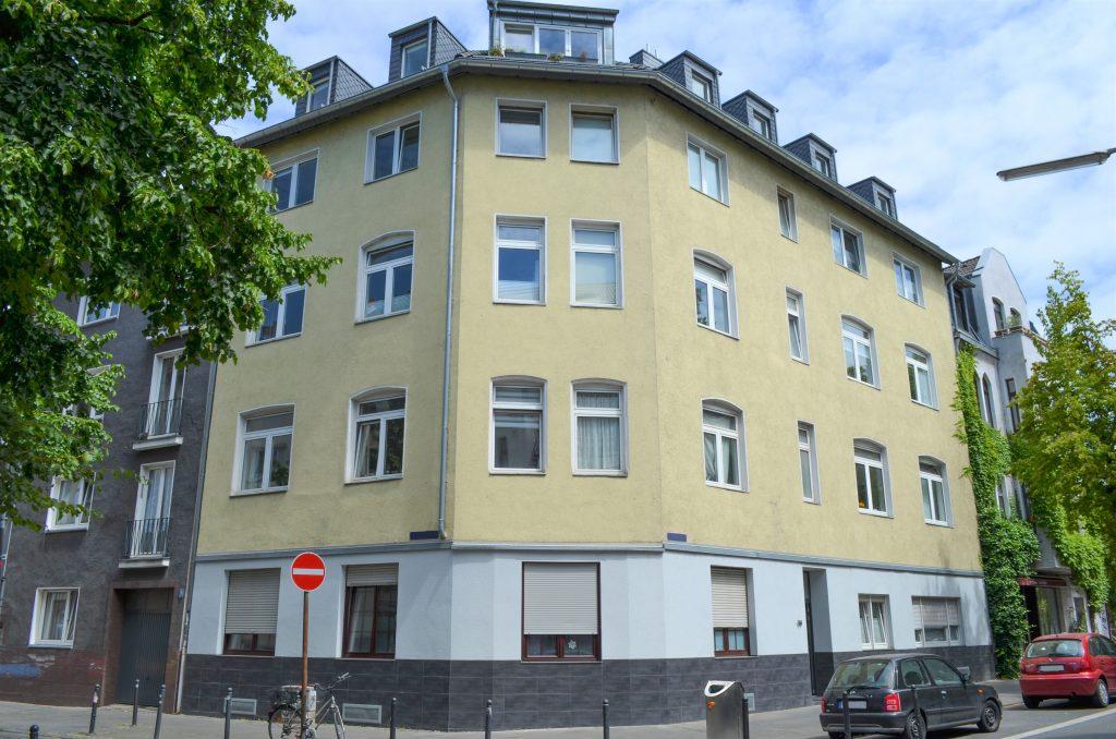Sondereigentumsverwaltung für Kapitalanleger. eines Wohn- und Geschäftshauses in Köln Altstadt.